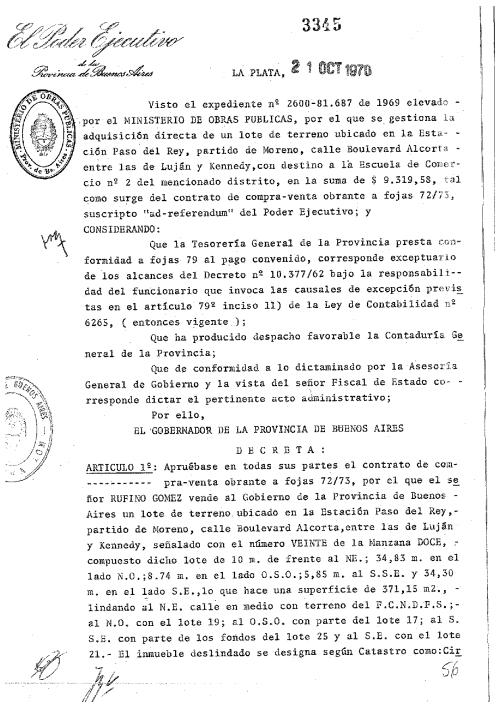 D3345-70 PARA PUBLICAR AMBAS MANERAS